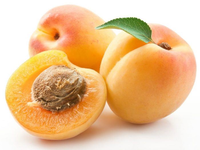 Nutritional Value of Apricot and Watermelon