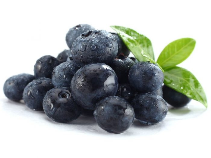 Nutritional Value of Blueberry and Olive Fruit