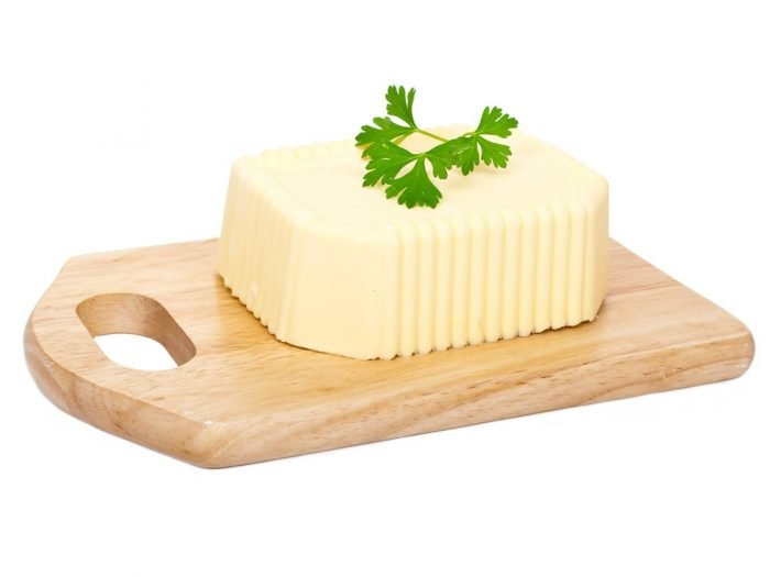 Nutritional Value of Butter and Cheese