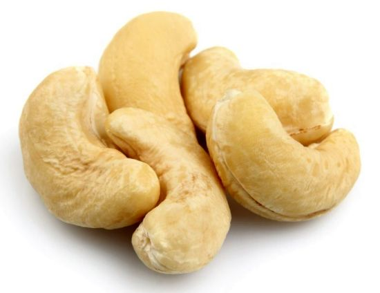 Nutritional Value of Cashew and Chestnut