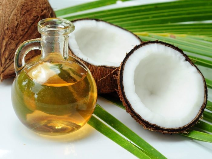 Image result for coconut oil for hair