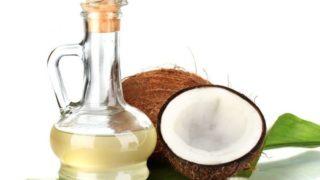 Las propiedades del aceite de coco
