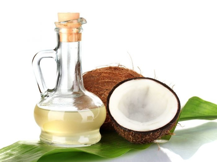 chemical composition of coconut oil pdf