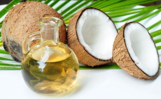 Coconut Tanning Oil