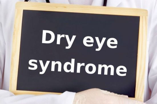 how to help dry eyes at home