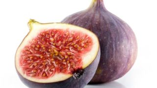 Figs in white background