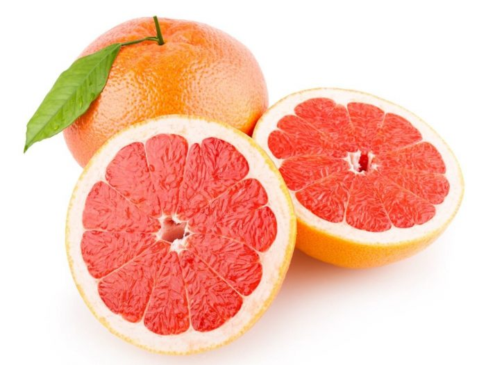 Nutritional Value of Pineapple and Grapefruit