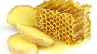 Gesundheitliche Vorteile Von Honig Und Ingwer