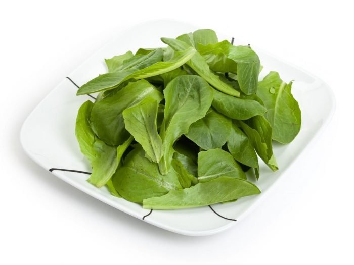 Nutritional Value of Spinach and Tomato