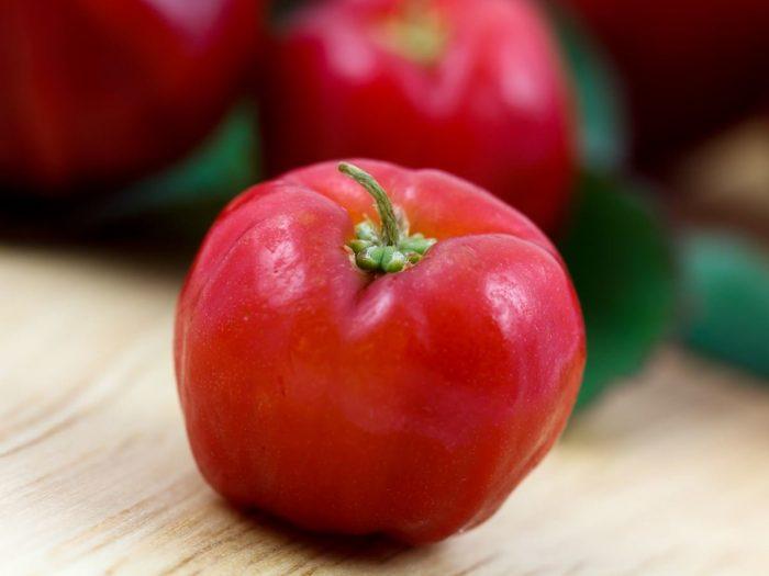 Health Benefits of Acerola