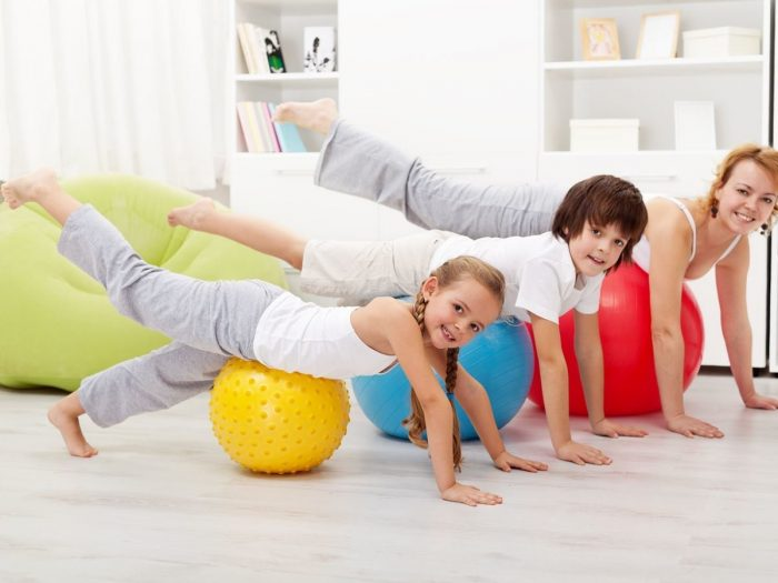 Should Children Bother To Exercise?