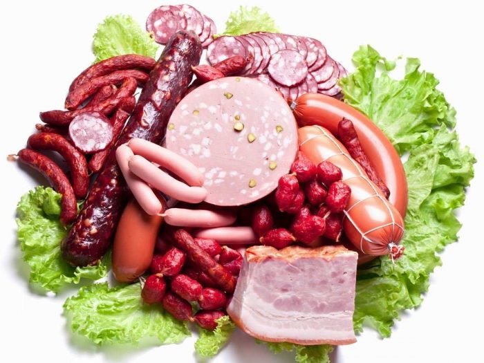 Meatsausages
