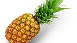 Sugar in Pineapple