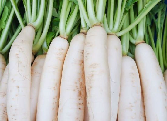 The Health Benefits of Daikon Radish - Facty Health