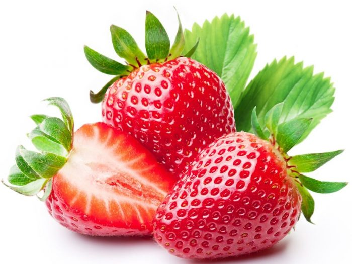 Nutritional Value of Cherry and Strawberry