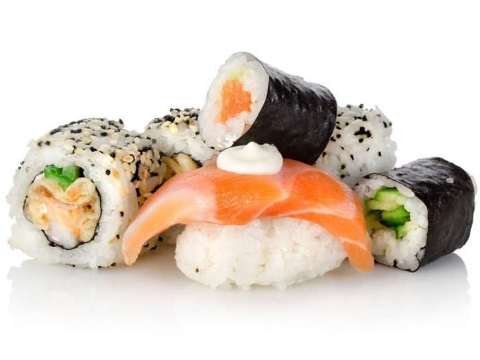 Health Benefits of Sushi