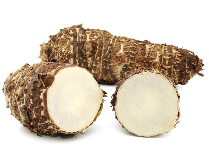 Health Benefits of Taro Root