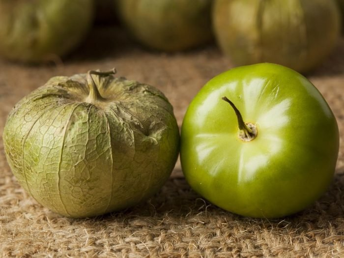 Health Benefits of Tomatillos
