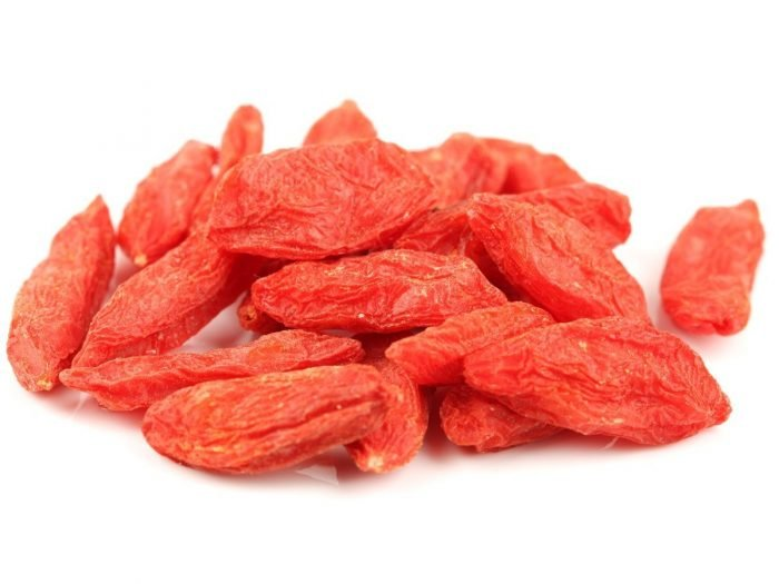 Health Benefits of Goji Berry or Wolfberry