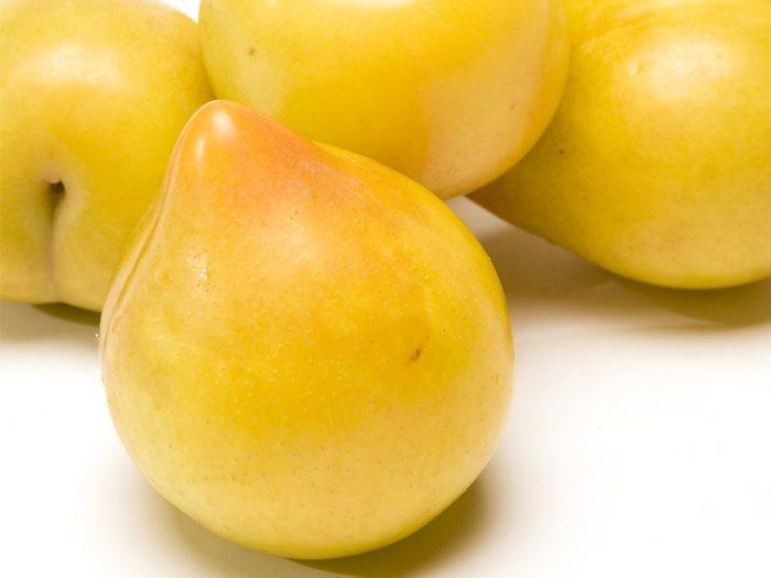Health Benefits of Lemon Plums