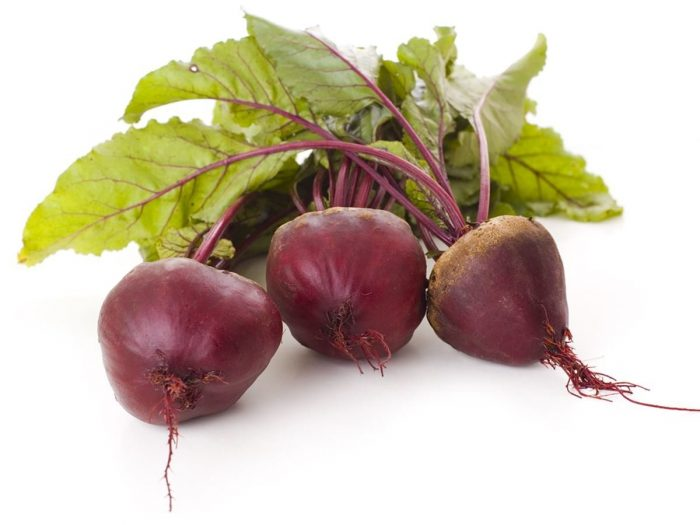 Nutritional Value of Beet and Radish