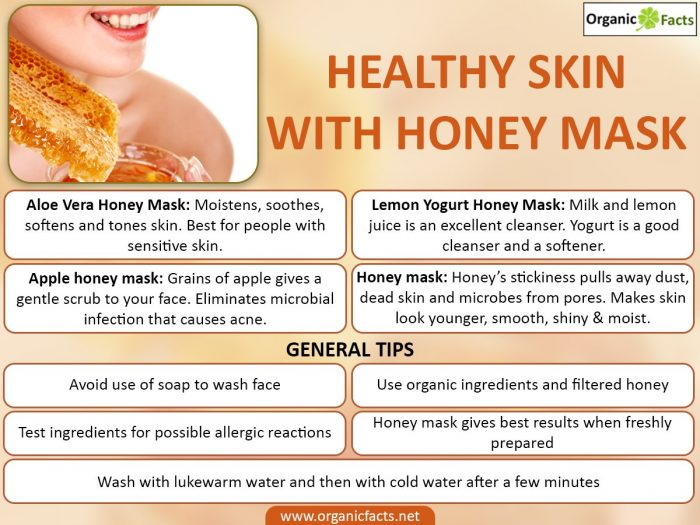 8 Ways To Use Honey Mask For Acne Organic Facts