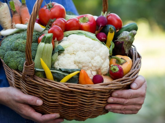 Health Benefits Of Eating Locally Grown Food