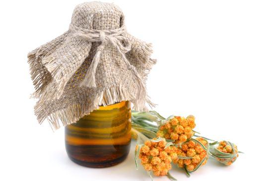 Hhuthelichrysum essential oil