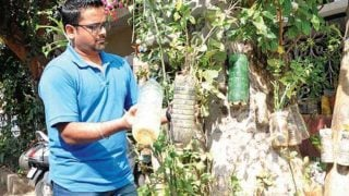 Sadhan Radhakrishnan Turns Waste Into Greenery