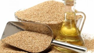 12 Powerful Health Benefits of Sesame Oil