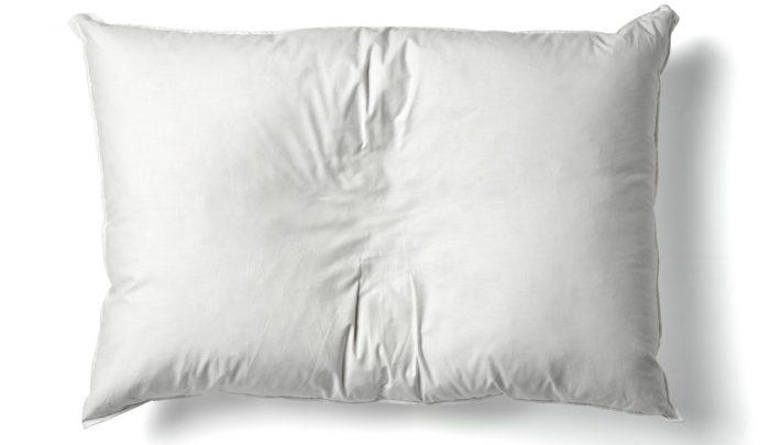 Warm salt pillow
