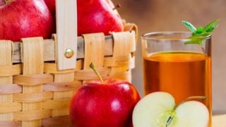 Homemade & Fresh Apple Juice Recipe
