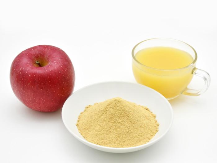 Benefits of apple pectin