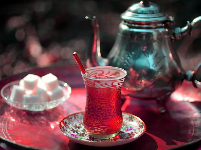 How To Make And Serve Turkish Tea