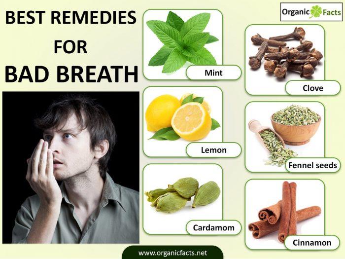 Garlic Bad Breath Home Remedies