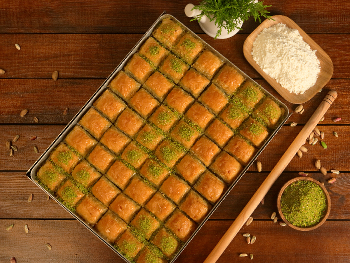 The Rich & Heavenly Baklava Recipe