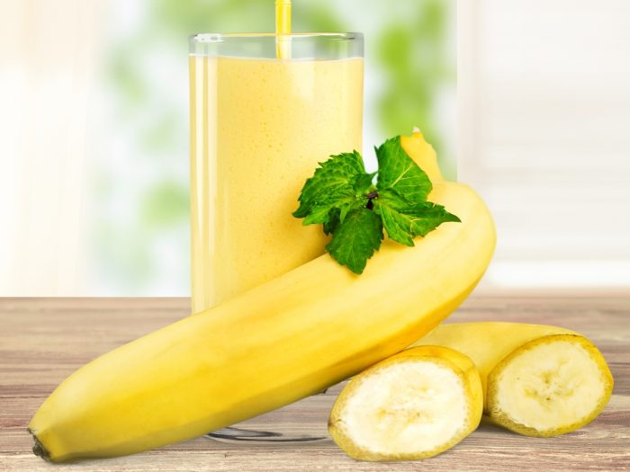 9 Surprising Benefits Of Banana Juice Organic Facts