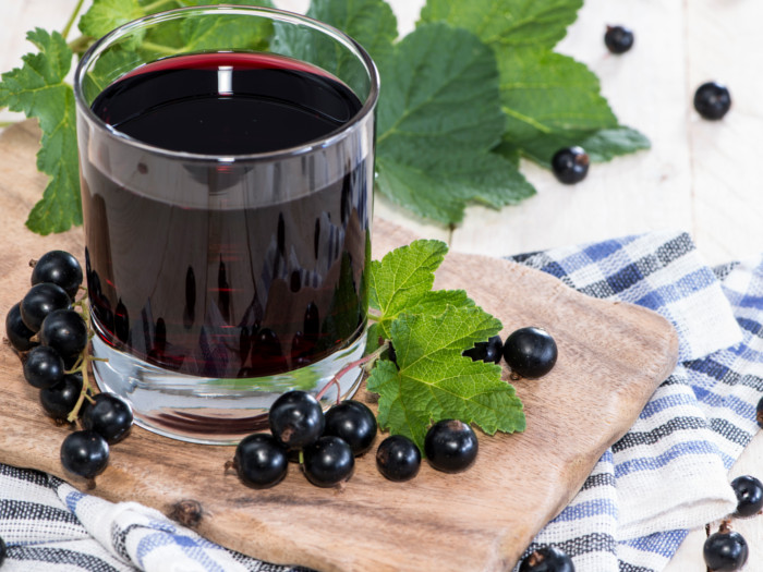 Top 6 Benefits Of Black Currant Juice Organic Facts