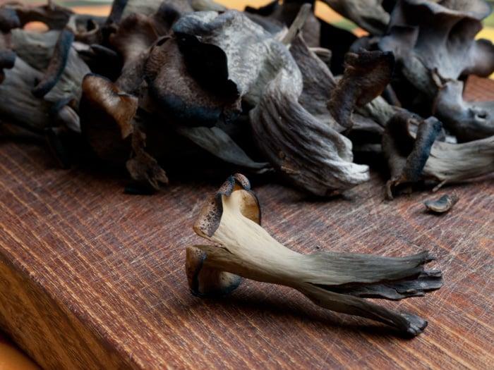 Top 3 Ways To Cook Black Trumpet Mushrooms