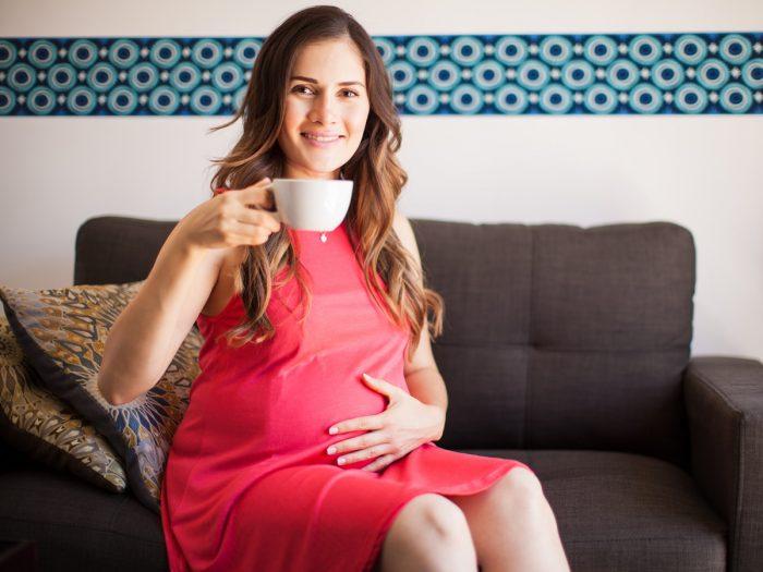 مصرف کافئین در دوران بارداری