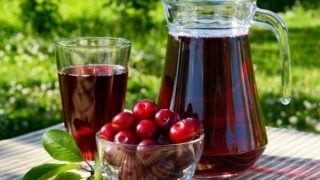 Cherry Juice for Gout: Benefits & Side-Effects