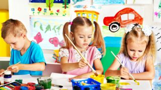 Children More Likely To Draw Women As Scientists