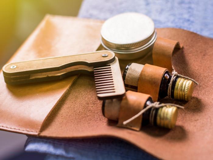 How to Make & Use Homemade Beard Oil