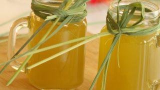 How To Make Fresh Lemongrass Tea