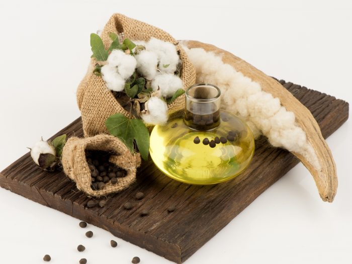 how to use cotton and oil vaporizing
