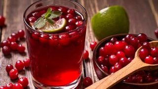 The Amazing Health Benefits of Cranberry Juice