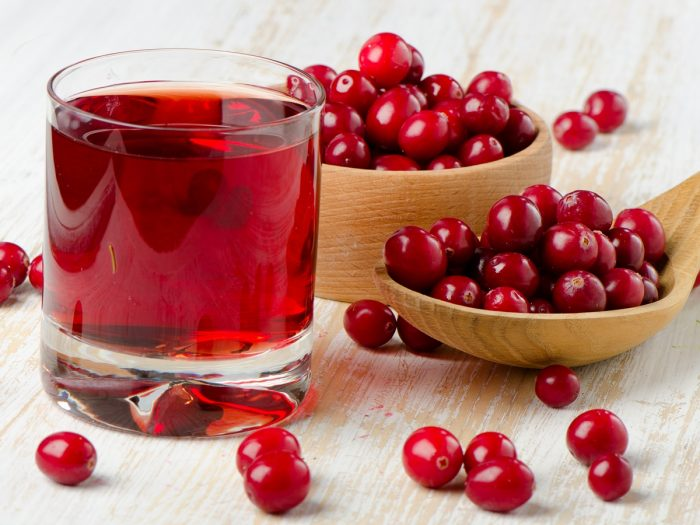 Cranberry Juice: For Staphylococcus Aureus Infection