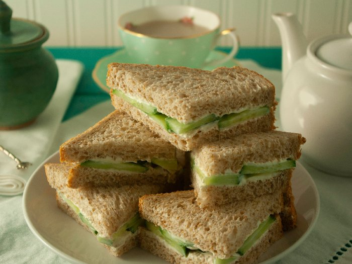Classic Cucumber Sandwich Recipe