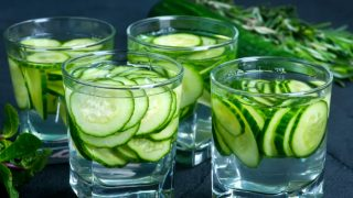 Cucumber Water Recipe: The Popular Detox
