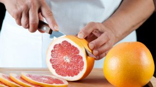 How to Cut a Grapefruit?